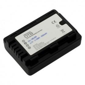 Battery for Panasonic VW-VBL090 850mAh ON2774