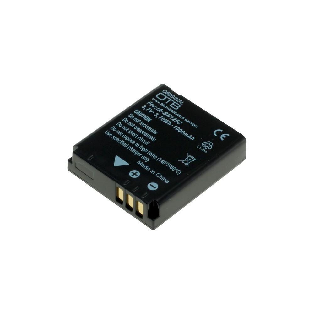 Accu voor Pentax D-Li106 Ricoh DB-65 IA-BH125C ON2777