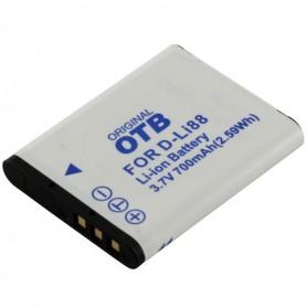 Battery for Pentax D-Li88 / Sanyo DB-L80 ON2779