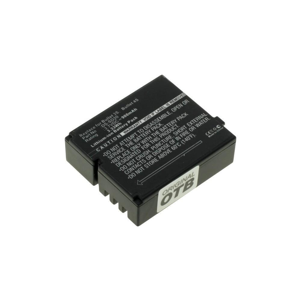 Accu voor Rollei DS-SD20 900mAh ON2781
