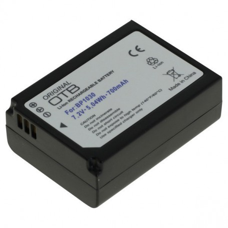 OTB, Battery for Samsung BP1030 / BP1130 800mAh, Samsung photo-video batteries, ON2782