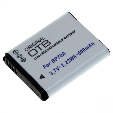 OTB, Battery for Samsung EA-BP70A 600mAh, Samsung photo-video batteries, ON2789