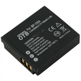 Battery for Samsung IA-BP125A 1100mAh
