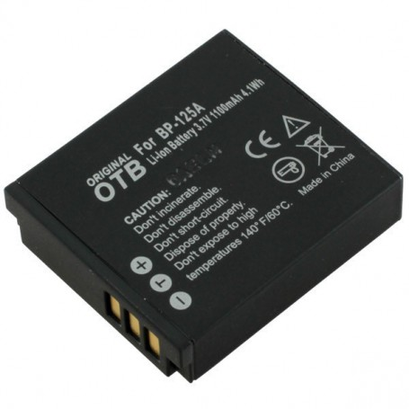 OTB - Battery for Samsung IA-BP125A 1100mAh - Samsung photo-video batteries - ON2791