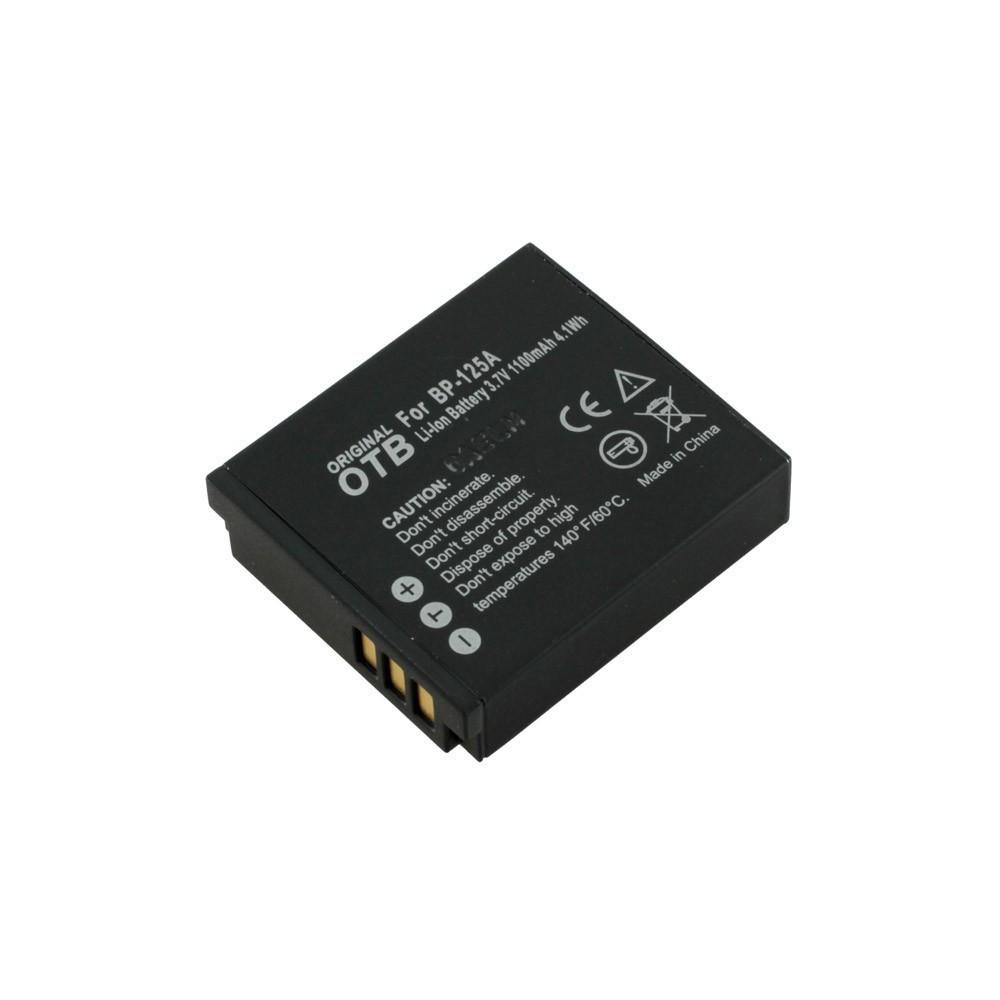 OTB - Accu voor Samsung IA-BP125A 1100mAh - Samsung FVB foto-video batterijen - ON2791-C www.NedRo.nl
