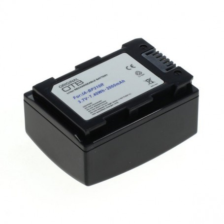 OTB, Battery for Samsung IA-BP210R 2000mAh, Samsung photo-video batteries, ON2793