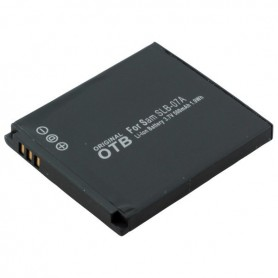 Battery for Samsung SLB-07A 500mAh