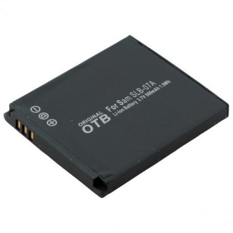 OTB, Battery for Samsung SLB-07A 500mAh, Samsung photo-video batteries, ON2795