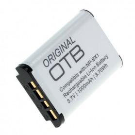 OTB - Accu voor Sony NP-BX1 1000mAh ON2799 - Sony foto-video batterijen - ON2799 www.NedRo.nl