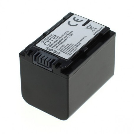 OTB, Battery for Sony NP-FV70 1500mAh, Sony photo-video batteries, ON2804