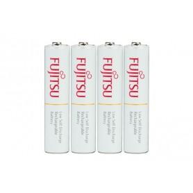 Fujitsu - Fujitsu AAA R3 HR-4UTC 800mAh Oplaadbare Batterijen - AAA formaat - NK028 www.NedRo.nl