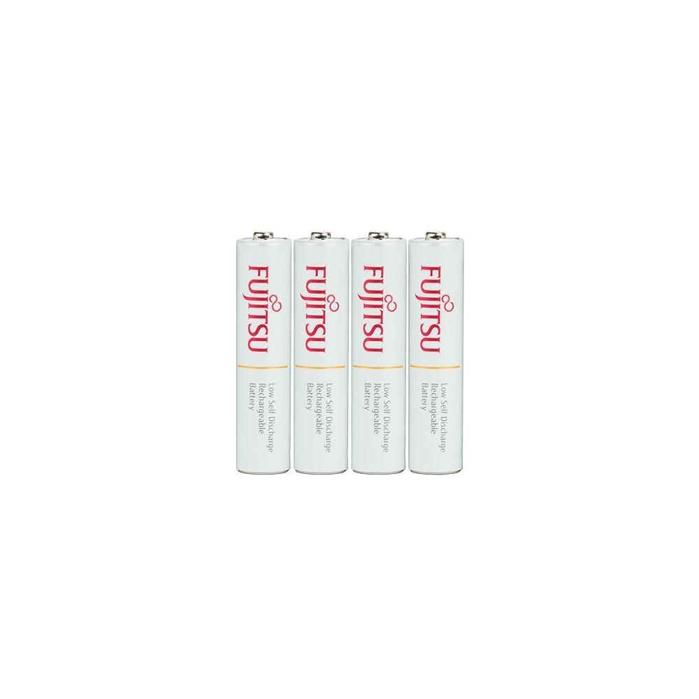 Fujitsu - Baterii Reincarcabile Fujitsu AAA R3 HR-4UTC 800mAh - Format AAA - NK028 www.NedRo.ro