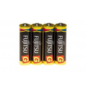 Fujitsu - Fujitsu Alkaline Batteries AA Mignon LR6 HR6 - Size AA - NK031-C www.NedRo.us