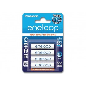Eneloop - AAA R3 Panasonic Eneloop Oplaadbare Batterijen - AAA formaat - NK053 www.NedRo.nl