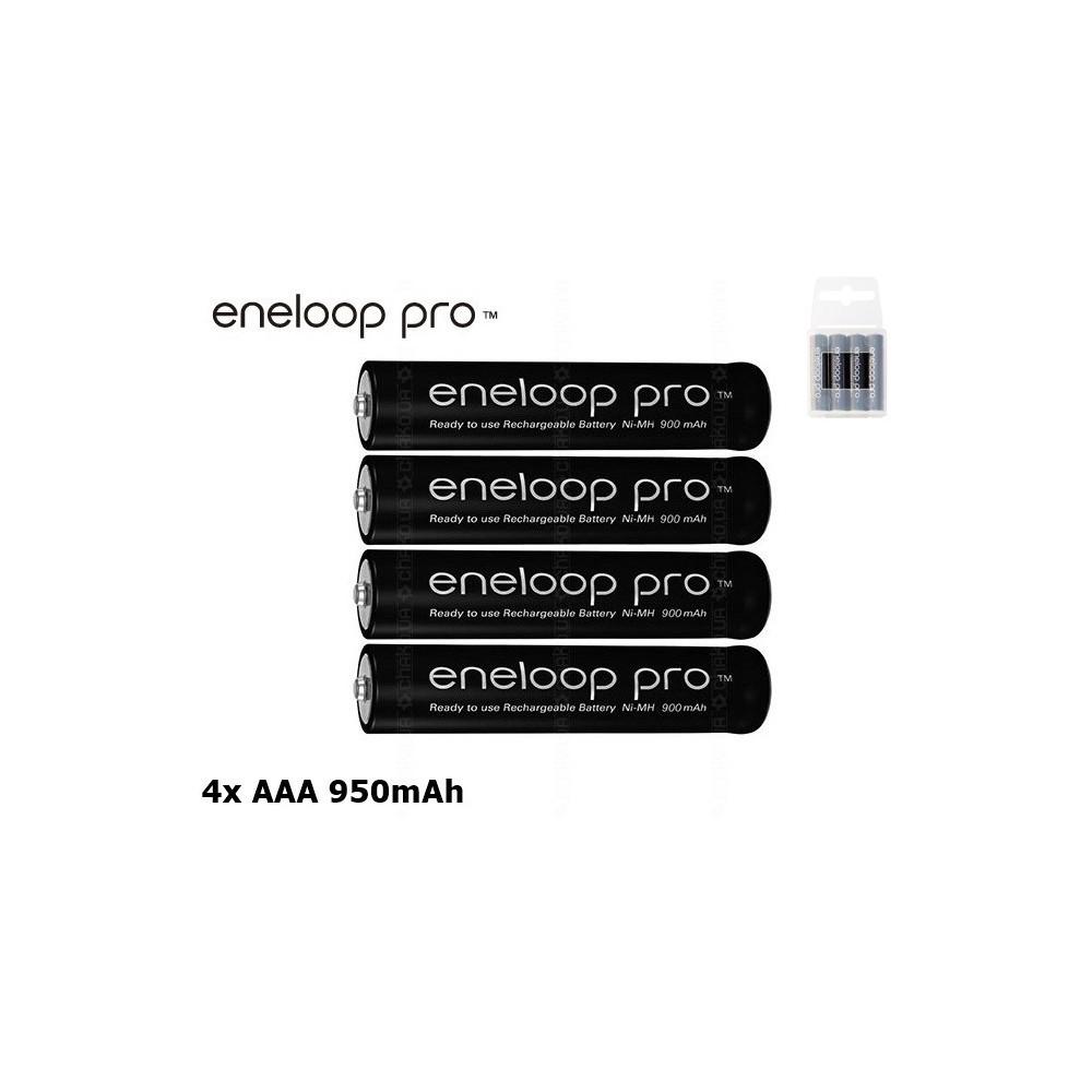 AAA R3 Panasonic eneloop PRO Oplaadbare Batterij