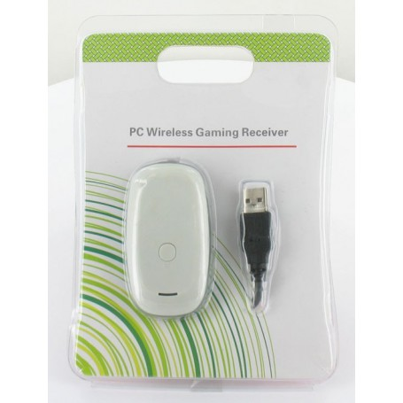 unbranded, XBOX360 Controllers PC Wireless Gaming Receiver White YGX567, Xbox 360 Accessoires, YGX567