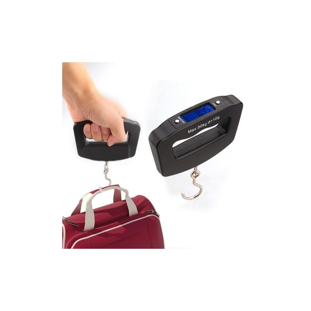 NedRo - Cantar digital cu carlig pentru bagaje si diverse AL985 - Cantare digitale - AL985 www.NedRo.ro