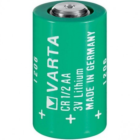 Varta, Varta CR 1/2 AA lithium (3,0V), Other formats, NK082-CB