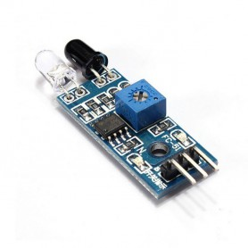 IR Obstacle Avoidance Sensor for Arduino Smart Car 3-wire