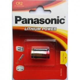 Panasonic - Panasonic CR2 blister Lithium batterij - Andere formaten - NK085-1x www.NedRo.nl