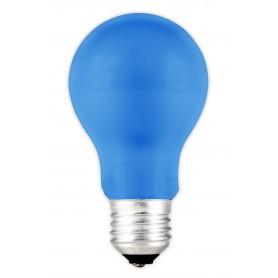 Calex - E27 1W Blue LED GLS-lamp A60 240V 12lm CA031 - E27 LED - CA031-C www.NedRo.us