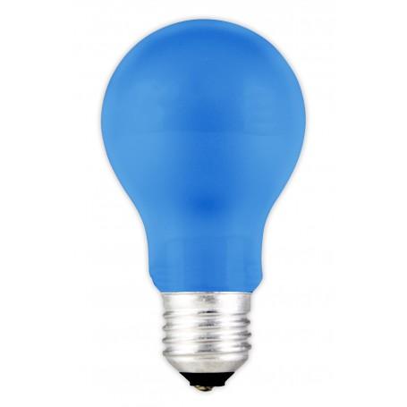 Calex, E27 1W Blue LED GLS-lamp A60 240V 12lm CA031, E27 LED, CA031