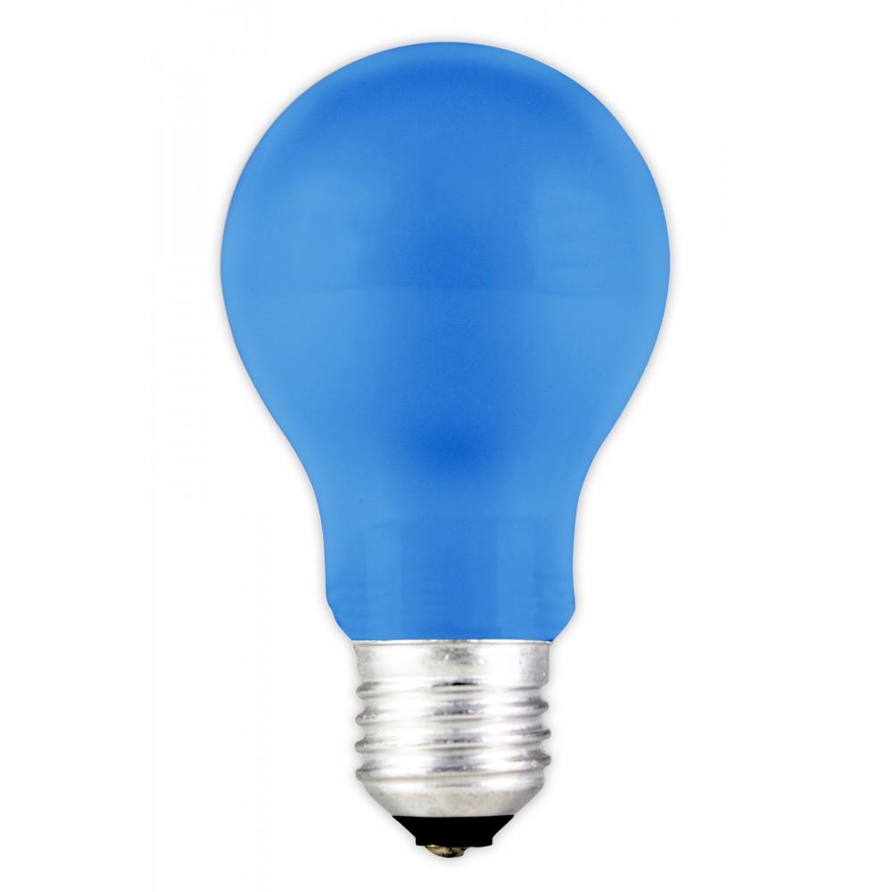 Calex - E27 1W Blue LED GLS-lamp A60 240V 12lm CA031 - E27 LED - CA031 www.NedRo.hu