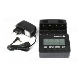 EverActive, EverActive Professional Charger NC-3000 (EU Plug), Battery chargers, BL136