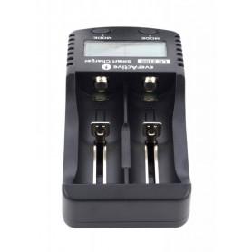 EverActive, EverActive LC-2100 Professionele Batterijen Lader, Batterijladers, BL137, EtronixCenter.com