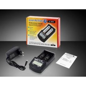 EverActive, Încărcător profesional EverActive LC-2100, Încărcătoare de baterii, BL137, EtronixCenter.com