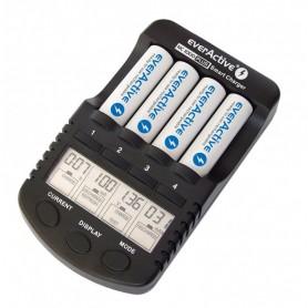 EverActive - EverActive NC-1000 PLUS Incarcator Profesional EU Plug BL138 - Încărcătoare de baterii - BL138 www.NedRo.ro