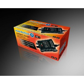 EverActive - everActive CBC-1 car battery charger (EU Plug) - Battery chargers - BL139-C www.NedRo.us