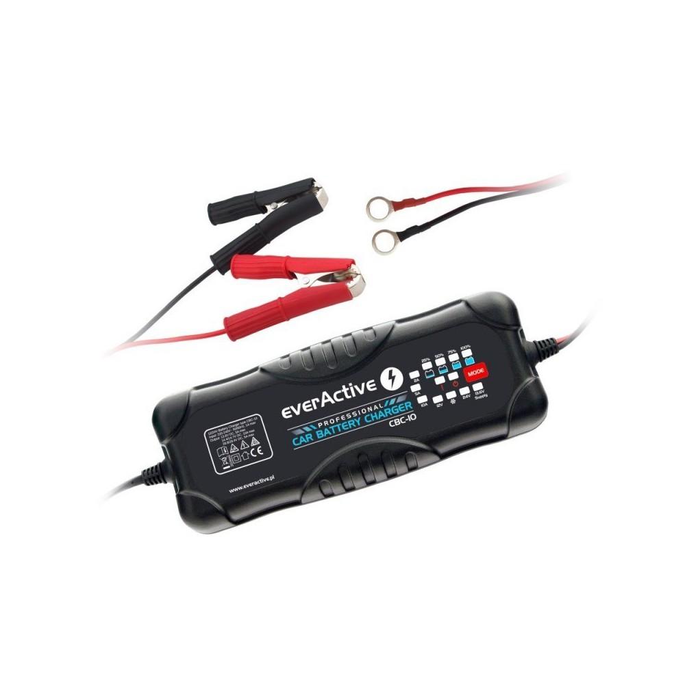 EverActive - everActive CBC-10 incarcator baterii auto BL129 - Încărcătoare de baterii - BL129-C www.NedRo.ro