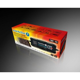 EverActive - everActive CBC-10 car battery charger (EU Plug) BL129 - Battery chargers - BL129-C www.NedRo.us