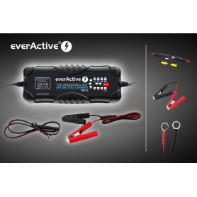 EverActive, everActive CBC-10 auto acculader BL129, Batterijladers, BL129, EtronixCenter.com
