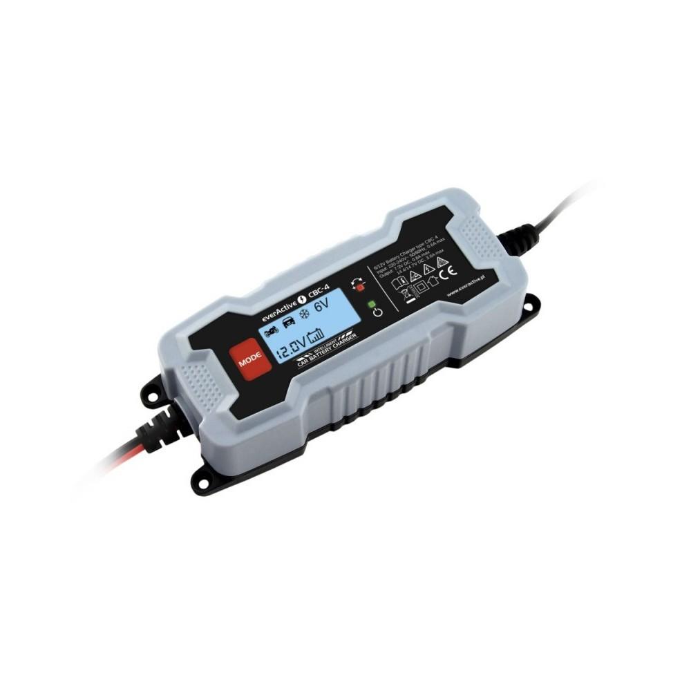 EverActive - everActive CBC-4 incarcator baterii auto BL123 - Încărcătoare de baterii - BL123 www.NedRo.ro