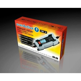 EverActive - everActive CBC-4 car battery charger (EU Plug) BL123 - Battery chargers - BL123 www.NedRo.us