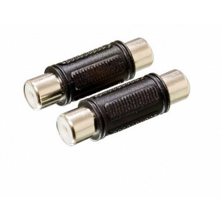 unbranded, Philips In-line Koppelstuk Tulp RCA YAK055 (43286), EOL, YAK055