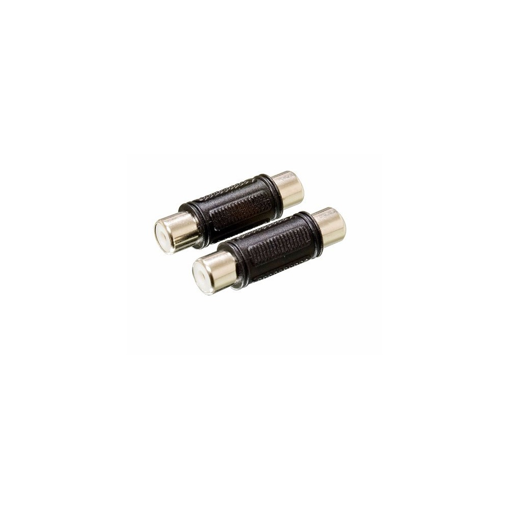 NedRo - Philips In-line Koppelstuk Tulp RCA YAK055 (43286) - Audio adapters - YAK055 www.NedRo.de