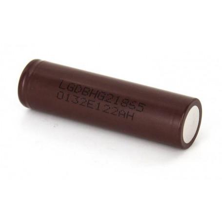 LG, LG INR18650-HG2 20A 3000mAh 3.6V, Size 18650, NK070-CB