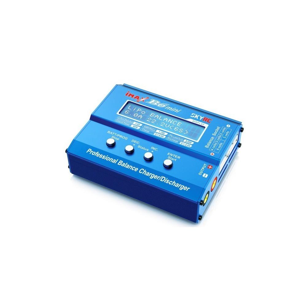 iMax - IMax B6mini Balanța profesională Încărcător / Descărcător - Încărcătoare de baterii - NK094-C www.NedRo.ro