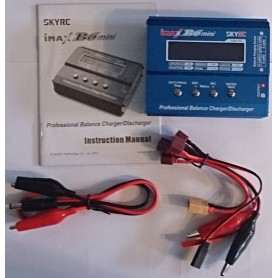 iMax - iMax B6mini Professional Balance Charger/Discharger - Battery chargers - NK094-C www.NedRo.us