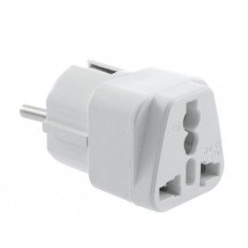 US AU UK to EU Universal travel adapter converter