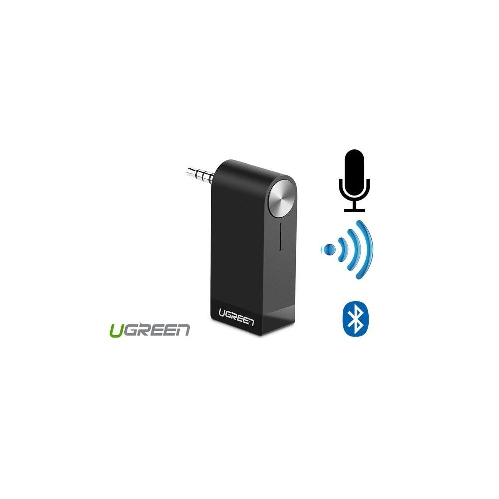 Ugreen Wireless Bluetooth 4.1 Audio Receiver with Mic