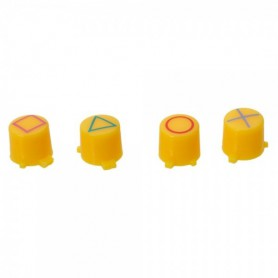 NedRo - PS3 controller knoppen, set van 11 onderdelen - PlayStation 3 - TM66 www.NedRo.nl