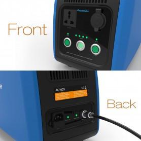 PowerOak, PowerOak PS10B 1.500Wh Sistem AC/Solar de stocare a energiei, Powerbanks, PS10B, EtronixCenter.com