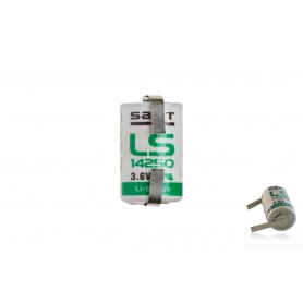 U-Tag SAFT LS14250 / 1/2AA lithium battery 3.6V NK100