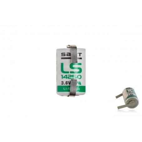 SAFT - U-Tag SAFT LS14250 / 1/2AA lithium battery 3.6V NK100 - Other formats - NK100