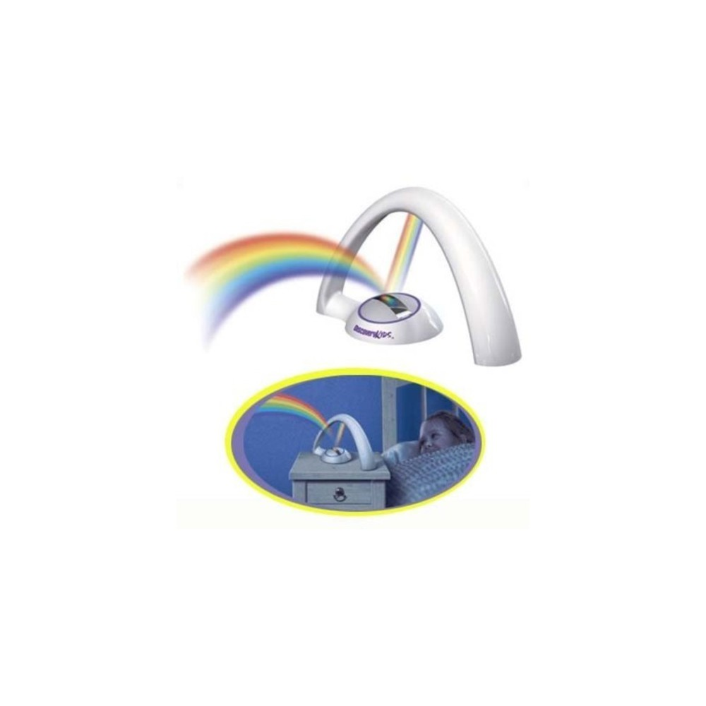 NedRo - LED Rainbow nightlight 00311 - LED gadgets - 00311 www.NedRo.de