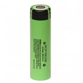 Baterie Panasonic 3350mAh NCR18650B 3.7V 6.7A